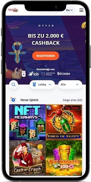 Vulkan Vegas App